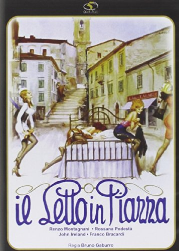 il-letto-in-piazza-italia-dvd
