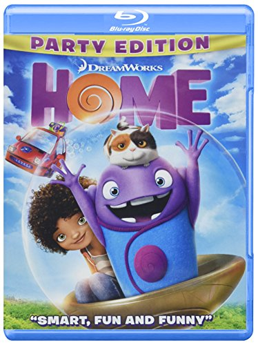 Home [Blu-ray + DVD + Digital HD] Home