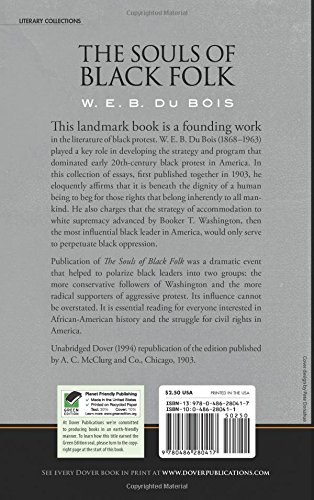 w.e.b. du bois: crossing the veil essay W e b du bois' career in activism and writing lasted over 60 years, publishing his first book in 1898 and his final in 1960 he is best known for the souls of black folk and an biography of radical white anti-slavery rebel john brown.