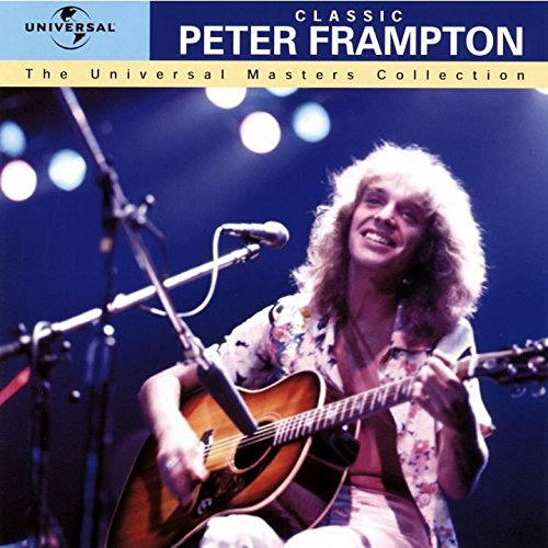 Classic Peter Frampton : The Universal Masters Collection (SHM-CD)