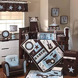 Lambs and Ivy Bow Wow Bedding and Other Baby Bedding