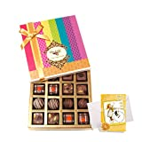 Perfect Gift To Your Friend With Friendship Card - Chocholik Belgium Chocolates
