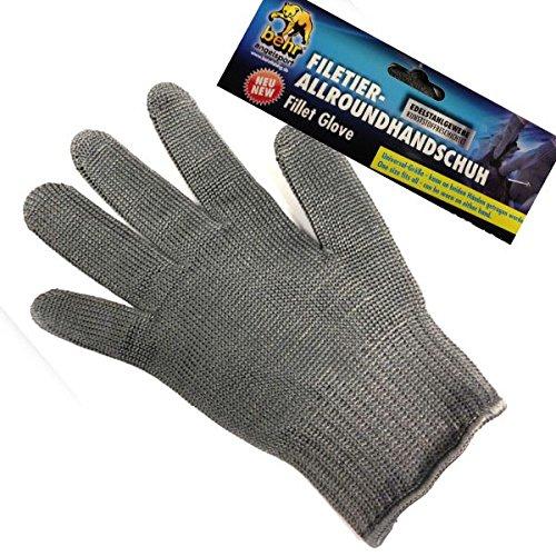 Behr Allround-Handschuh aus Edelstahl Filetierhandschuh