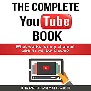 The Complete YouTube Book Audiobook