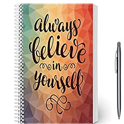 Tools4Wisdom Planner 2016 2017 Calendar July to June - 4-in-1: Daily Weekly Monthly Yearly Goals Organizer (5.5 x 8.5 / 200 Pages / Spiral / Academic Year)