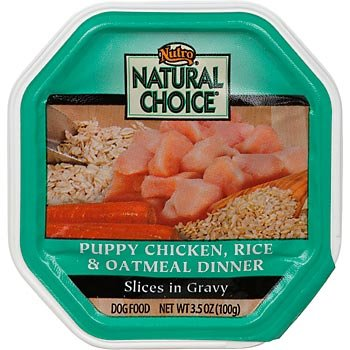 Nutro Natural Choice Puppy Food 24 Pack Chicken