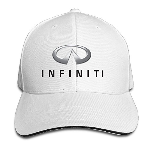 runy-infiniti-logo-adjustable-hunting-peak-sandwich-hat-cap-white-by-runy