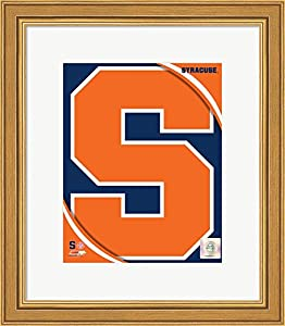 Amazon Com Syracuse University Orangemen Team Logo Framed