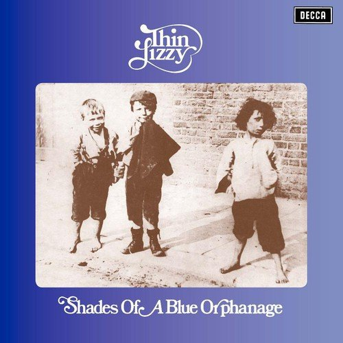 THIN LIZZY - SHADES OF A BLUE ORPHANAGE (GATE) (OGV) (24BT)