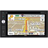 "Jensen VX6020 In-Dash 6.2"" Touchscreen DVD/CD/MP3/USB/SD Car Stereo Receiver w/ Bluetooth, iPod Control & Navigation"