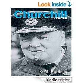 Churchill (Profiles In Power)