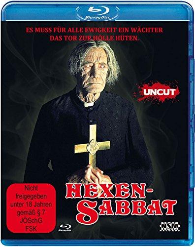Hexensabbat - Uncut [Blu-ray]