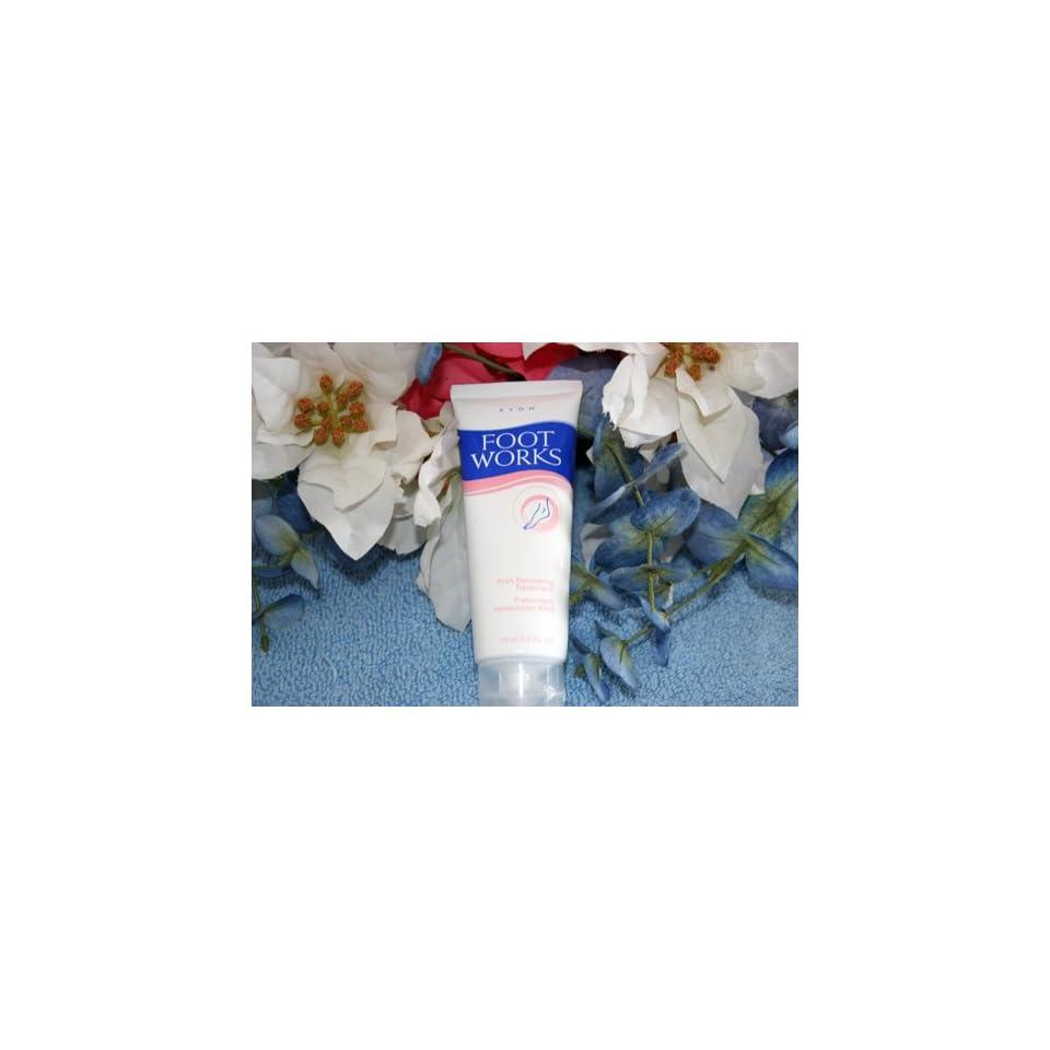 Avon Planet Spa Dead Sea Minerals Foot Cream