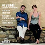 Vivaldi : Concertos pour 2 violons Rv516, Rrv511, Rv514, Rv524, Rv509, Rv523par Marcon Andrea