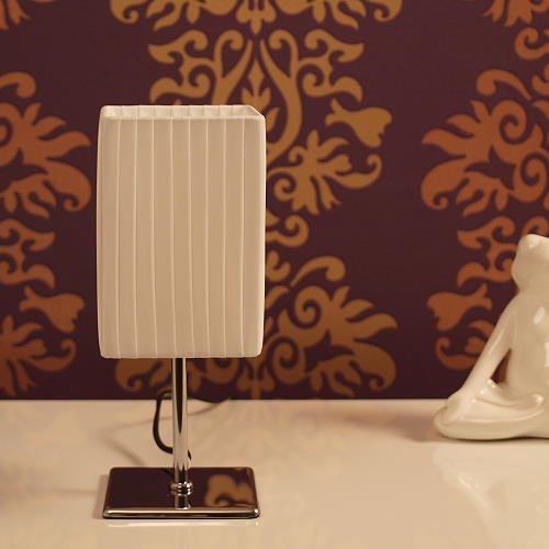 LOUNGE DESIGN NACHTTISCH / TISCHLAMPE lampe leuchte L22