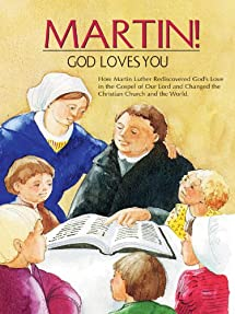 Martin! God Loves You.  Video about Martin Luther