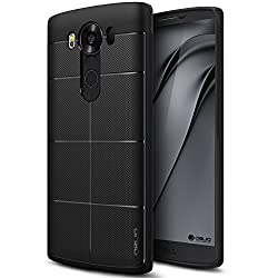 LG V10 Case, OBLIQ [Shock Absorption][Flex Pro] [Black] Slim Fit Scratch Resist Protective Case for LG V10