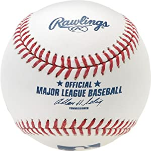 Buy Official MLB Baseball by Rawlings