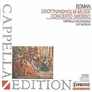 Drottningholm-Musik/Conc.Gross