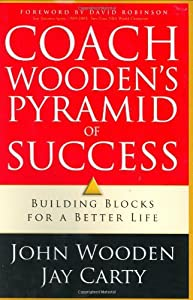 "Cover of ""Coach Wooden's Pyramid of Succe..."