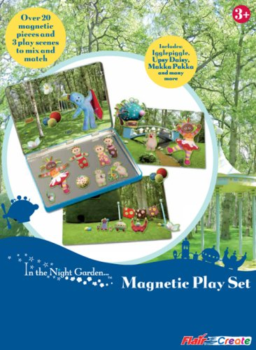 In the Night Garden Magnetic Play Set
