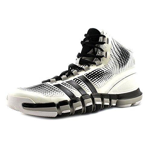 Adidas Adipure Crazy Quick Uomo Bianco Scarpe ginnastica Taglia EU 43,3