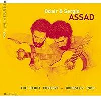 ブリュッセル、1983年。-伝説のデビュー・リサイタル
