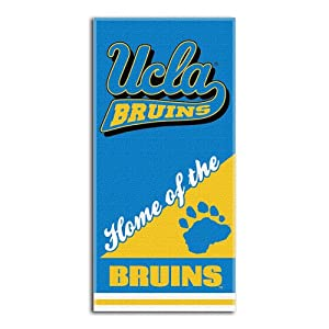 Buy NCAA UCLA Bruins Home Beach Towel, 28 x 58-Inch by Northwest