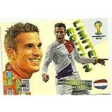 FIFA World Cup 2014 Brazil Adrenalyn XL Robin Van Persie Limited Edition