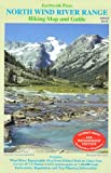 img - for Northern Wind River Range Hikng Map book / textbook / text book