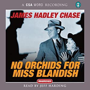 No Orchids for Miss Blandish Audiobook