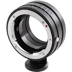 Polaroid Bayonet Lens Mount Adapter Canon EOS Lenses to the Sony NEX E-Mount Camera Body