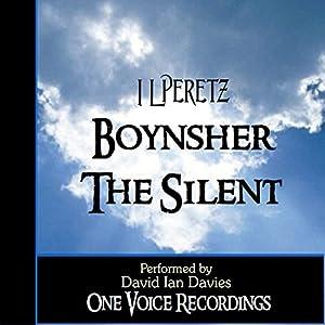 Boynsher the Silent Audiobook