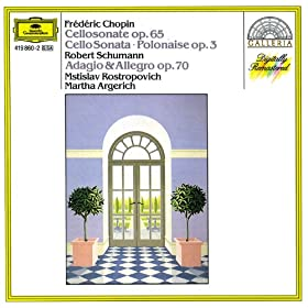 Fr�d�ric Chopin: Cello Sonata in G minor, Op.65 - 3. Largo
