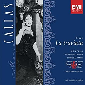La Traviata (1997 Digital Remaster): Si ridesta in ciel I'aurora