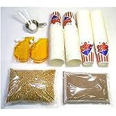 イベントポップセット100 チョコレートポップコーン材料