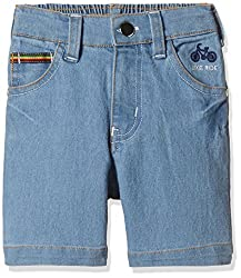 Seals Boys' Shorts (AM8081_1_LIGHT BLUE_3)