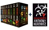Anthony Horowitz Alex Rider Collection Anthony Horowitz 10 Books Set (Russian Roulette, Scorpia Rising, Crocodile Tears, Snakehead, Ark Angel, Scorpia, Eagle Strike, Skeleton Key, Point Blanc, Stormbreaker)