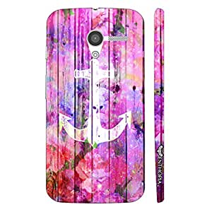 Motorola Moto X Anchor Art 2 designer mobile hard shell case by Enthopia