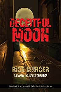 (FREE on 2/23) Deceitful Moon by Rick Murcer - http://eBooksHabit.com