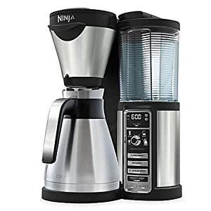Ninja Coffee Maker As Seen On Tv : Amazon.com: Ninja Coffee Maker, Bar Brewer Style with 4 Brew Size Options, From Single Cup to 10 ...