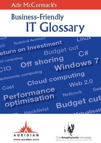 Ade McCormack's Business-Friendly IT Glossary