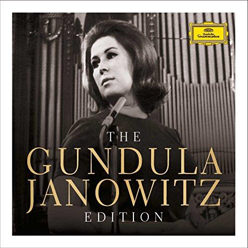 Audio CD : The Gundula Janowitz Edition [14 CD Box Set] [+Peso($32.00 c/100gr)] (US.AZ.51.24-0-B06XWPK59X.387)