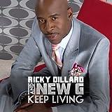 echange, troc Ricky Dillard, New G - Keep Living