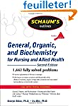 Schaum's Outline of General, Organic,...