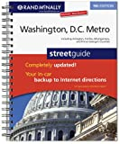 Rand McNally 9th Edition Washington, D.C. Metro street guide