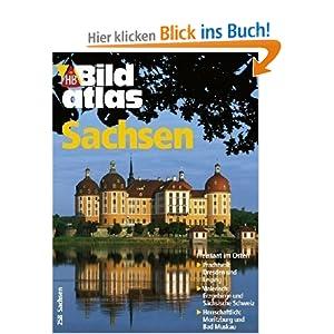 HB Bildatlas Sachsen [Restexemplar] [Broschiert]