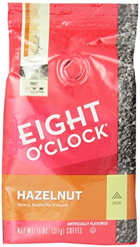 eight-oclock-ground-coffee-hazelnut-11-ounce-pack-of-6