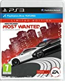 Need For Speed Most Wanted - Limited Edition (PS3)