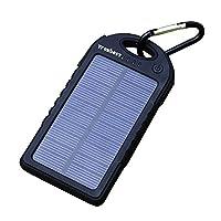 Trekbest Solar Charger Waterproof, Solar...